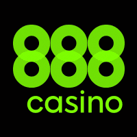 888 Casino small round logo