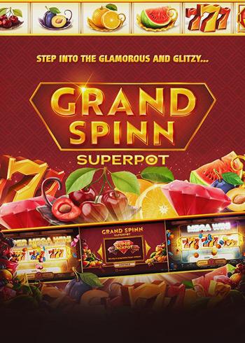 grand spin superpot