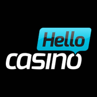 Hello Casino small round logo