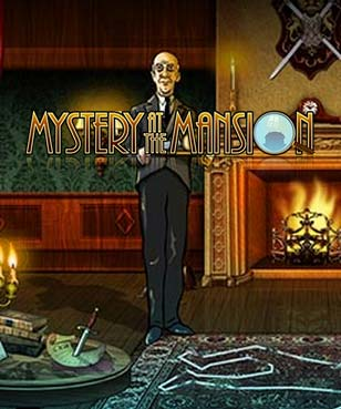 Mystery at the mansion logo