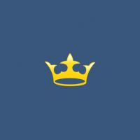 Sverigekronan small round logo